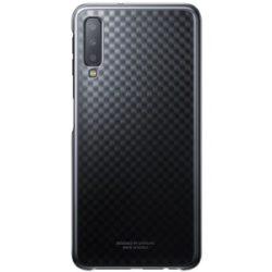 Силиконовый чехол для Samsung Galaxy A7 Black (2018)