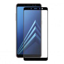 Защитное стекло на полный экран для Samsung Galaxy A7 (2018) Black