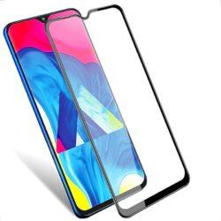 Защитное стекло для Samsung Galaxy A30 на полный экран Black