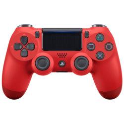 Геймпад Sony Dualshock v2 красная лава