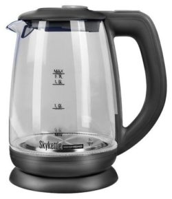 Чайник Redmond SkyKettle G214S темно-серый
