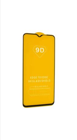 Защитное стекло 9D для Xiaomi Redmi Note 8 Pro