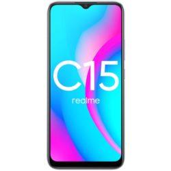 Сотовый телефон realme C15 4/64GB Marine Blue