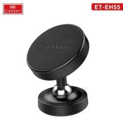 Магнитный держатель автомобильный Earldom ET-EH55 металл чёрный