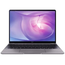 Ноутбук Huawei MateBook 13 HN-W19R (AMD Ryzen 5 3500U 2.1GHz/16384Mb/512Gb SSD/AMD Radeon Vega 8/Wi-Fi/Bluetooth/Cam/13/2160×1440/Windows 10 64-bit)