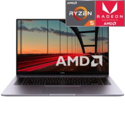 Ноутбук Huawei MateBook D16 HVY-WAP9 53011SJJ (AMD Ryzen 5 4600H 3.0Ghz/8192Mb/512Gb SSD/AMD Radeon Vega 6/Wi-Fi/Bluetooth/Cam/16.1/1920×1080/Windows 10 Home 64-bit)