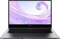 Ноутбук HUAWEI MateBook D14 NbB-WAH9P (Intel Core i5 10210U/14″/1920×1080/16GB/512GB SSD/Intel UHD Graphics/Windows 10 Home) 53012BNS, серый