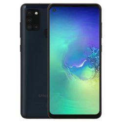 Смартфон Samsung Galaxy A21s 64GB Black