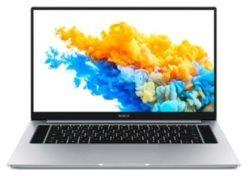 Ноутбук Honor MagicBook Pro HYLR-WFQ9 (16.10″ 1920×1080/ Ryzen 5 4600H 3000MHz/ 16Gb/ SSD 512Gb/ AMD Radeon Graphics 64Mb) MS Windows 10 Home (64-bit) 53011SYE / Серебристый