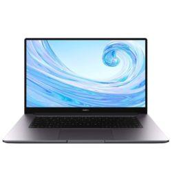 Ноутбук HUAWEI MateBook D 15 BoB-WAI9 (Intel Core i3 10110U/15.6″/1920×1080/8GB/256GB SSD/Intel UHD Graphics 620/Windows 10 Home) 53011UWY, серый
