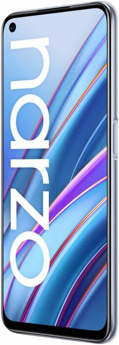 Смартфон Realme NARZO 30 6/128GB Серебряный