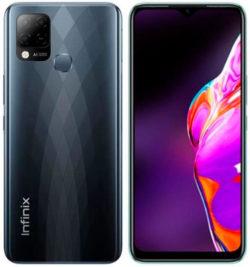 Смартфон Infinix HOT 10S 4/128GB Black